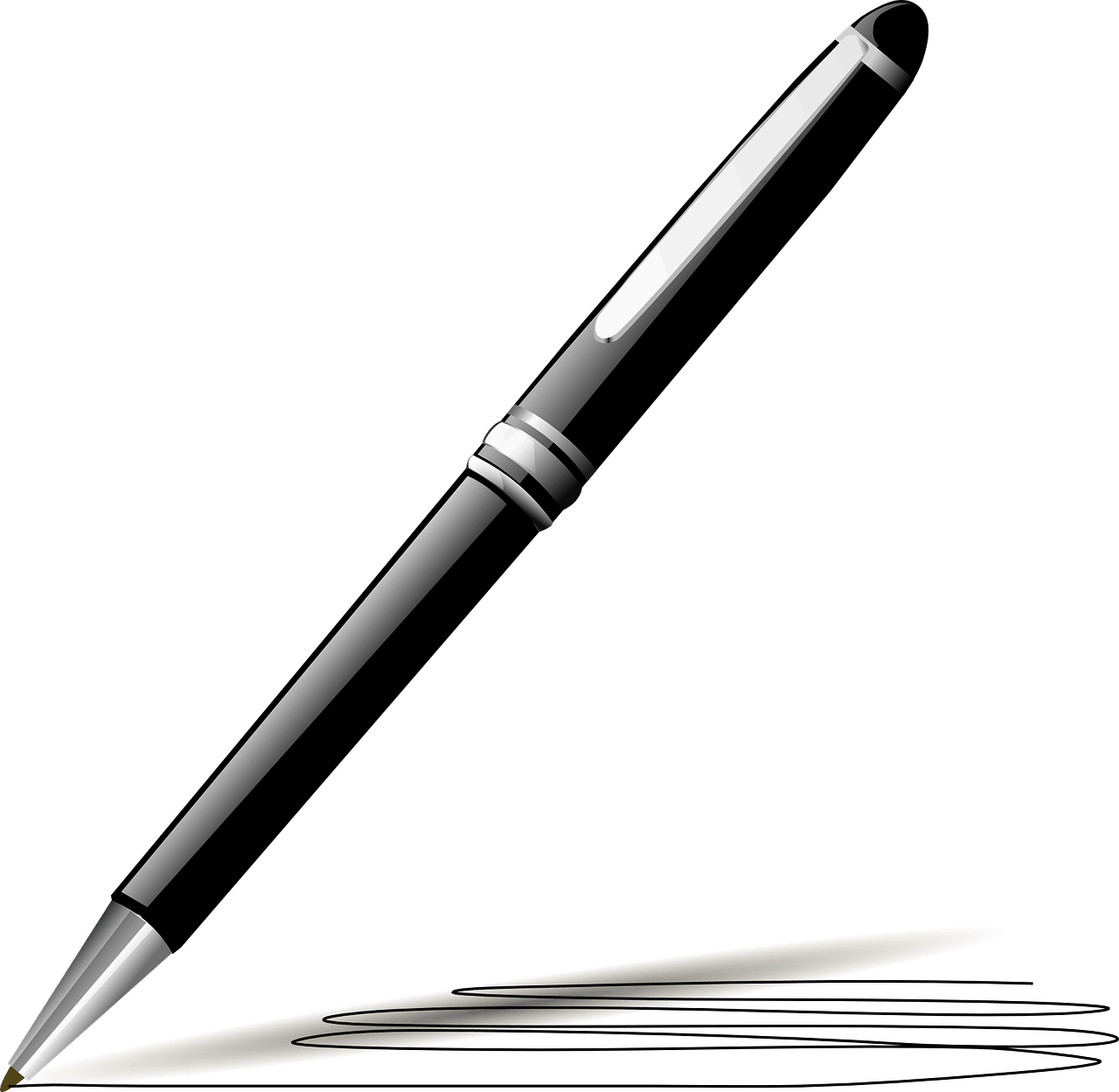 עט כותב